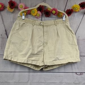 Royal Robbins Tan Men's Cotton Shorts SZ 36